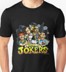 A Bunch Of Jokers -  jokers Unisex T-Shirt