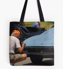 So thats how you do it! Tote Bag