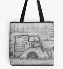 In a Forest Clearing Miles North of Here... Tote Bag
