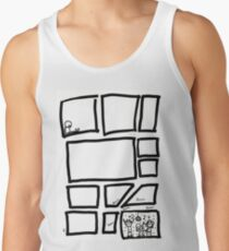 You Are not Invited Tank Top