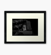 It's Voldemort on Line 4 Framed Print