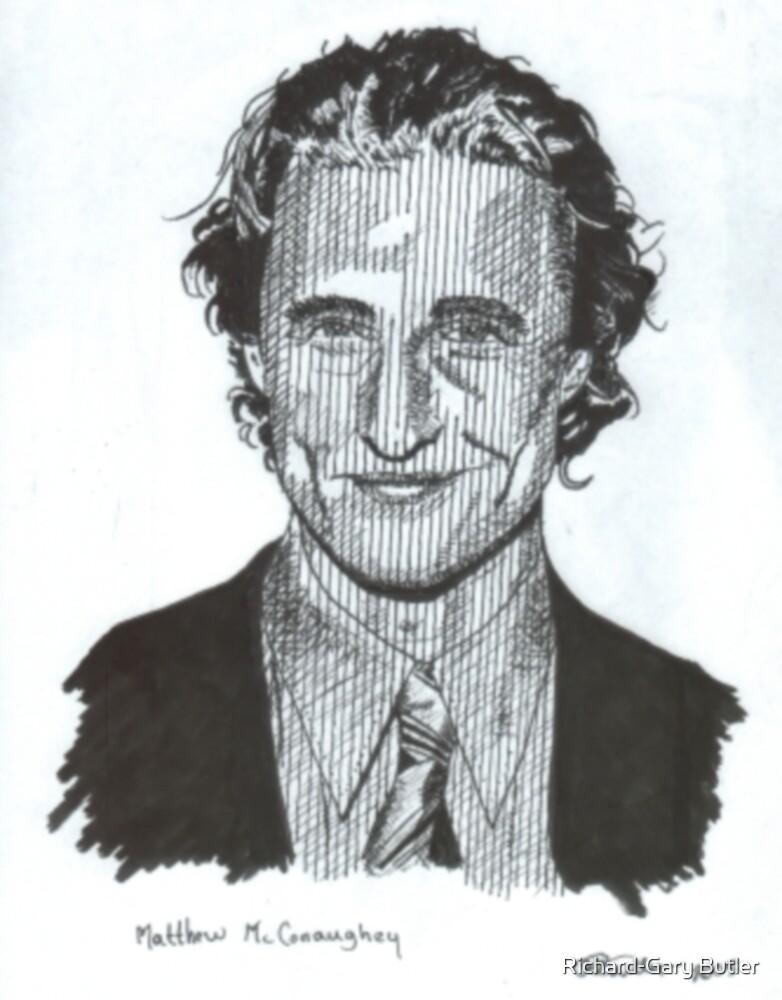 Matthew Macconaughey by WienArtist