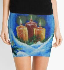 light up the way to your home Mini Skirt