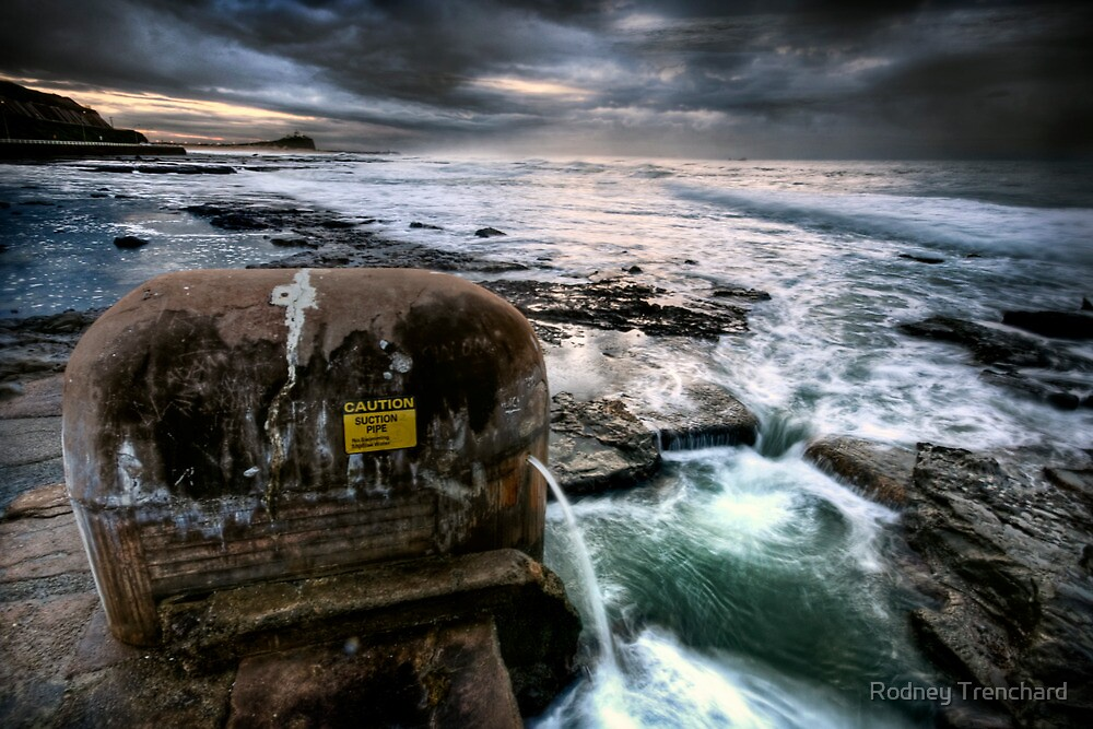 The Pumping Station. by Rodney Trenchard