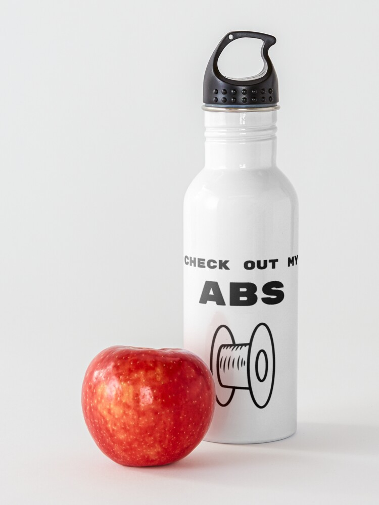 Alternate view of 3d Printing ABS Water Bottle