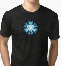 Artificial Heart Tri-blend T-Shirt