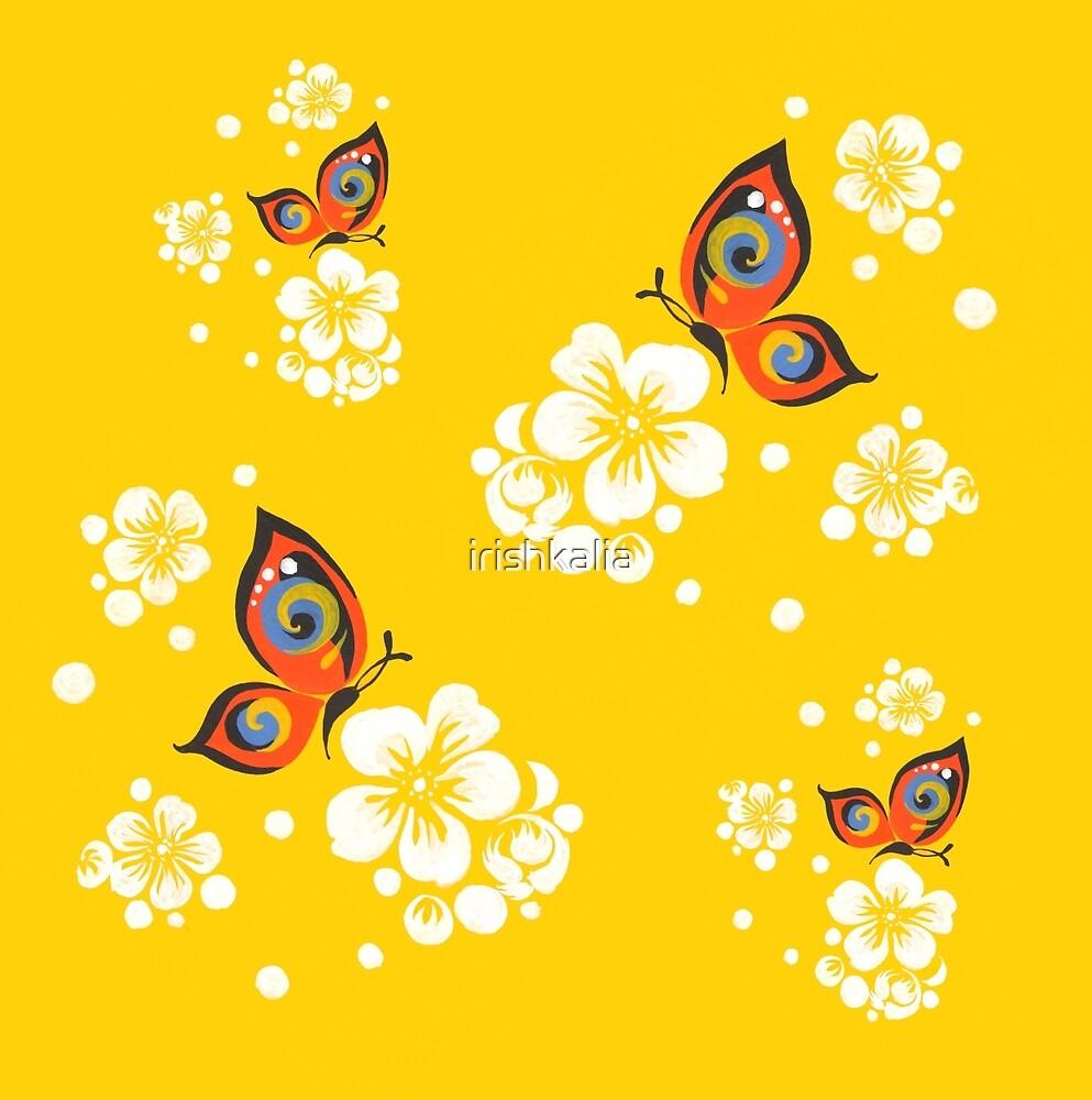 Butterfly by irishkalia