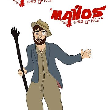 Torgo Sticker by scuzbrains