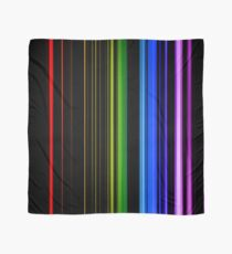 Vertical Rainbow Bars Scarf