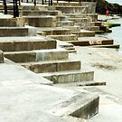 Sea Defences at Looe by SWEEPER