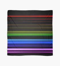 Horizontal Rainbow Bars Scarf