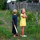 What is Childhood by KatrinKirieshka