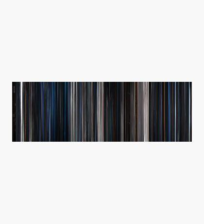 Moviebarcode: Alien (1979) Photographic Print