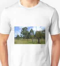 The Aussie farm fence T-Shirt