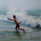 Wave Runner by Trevor Osborne