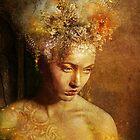 High Priestess Earth by jena dellagrottaglia