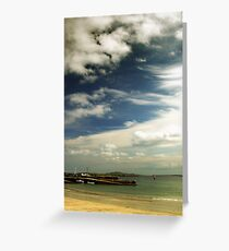 Leadgarrow Harbour I Greeting Card