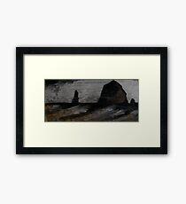 Cannon Beach (study 3)  Framed Print