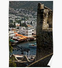 Glimpse of Bodrum Poster