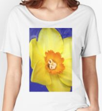 Daffodil Women's Relaxed Fit T-Shirt