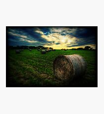 Canon Fodder Photographic Print