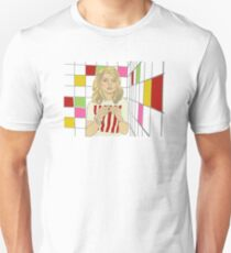 Debbie with coloured blocks T-Shirt