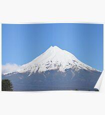 Breathtaking Nature - Mt Taranaki, New Plymouth Poster