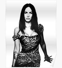 Megan_Fox_dat_style Poster