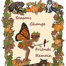 Seasons Change by redqueenself