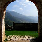 Castel open to the sky by su2anne