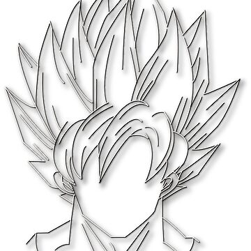 GOKU minimalism by scanwood