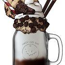 """The DM"" Monster Milkshake - Chocolate Chip by Kiel Chenier"