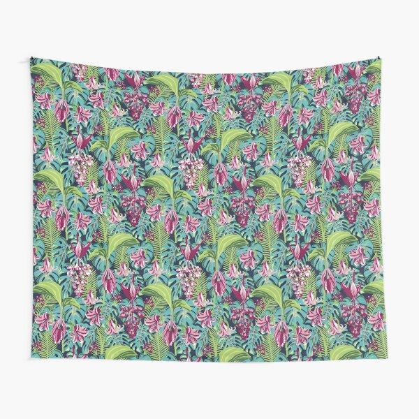 Tropical Garden Wandbehang
