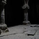 Hall of Initiates by Joumana Medlej