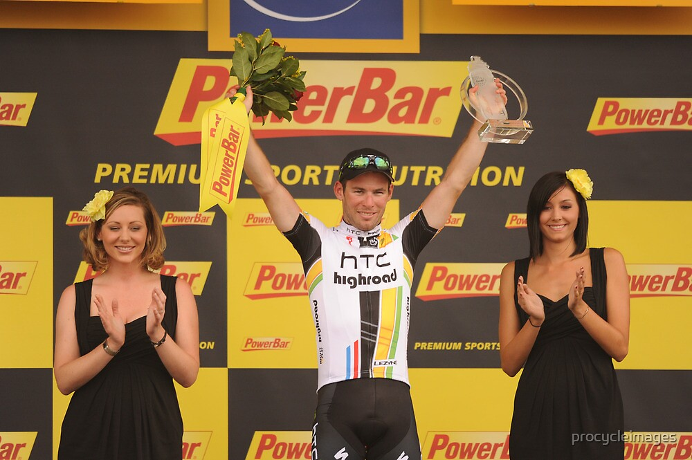 Mark Cavendish by procycleimages