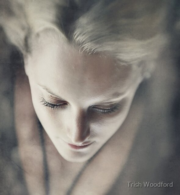 Inbetween Dreams... by Trish Woodford