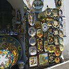 The ceramic shop by Steve plowman