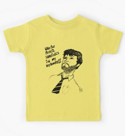 Pencil Shavings Kids Clothes