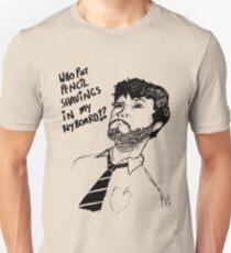 Pencil Shavings Unisex T-Shirt