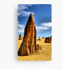 Pinnacle Glory - Western Australia Canvas Print