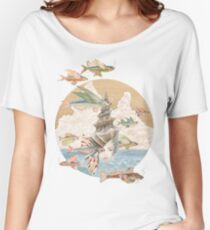 Sea Dream Women's Relaxed Fit T-Shirt