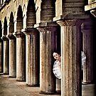Reticent Ballerina by Elisabeth Ansley