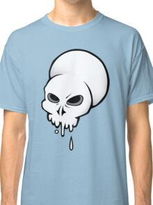 Dripping Skull Classic T-Shirt