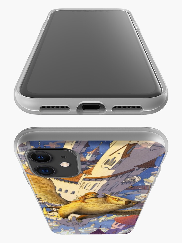 Alternate view of The spiral city iPhone Case & Cover