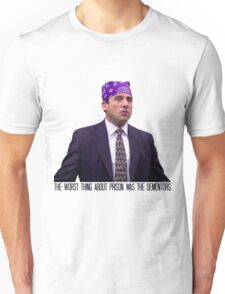 Prison Mike - The Worst Thing About Prison Was the Dementors Unisex T-Shirt