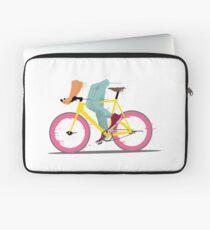 fixie bicycle Laptop Sleeve