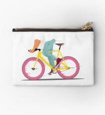 fixie bicycle Studio Pouch