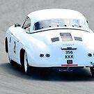 1955 Porsche Speedster by Willie Jackson