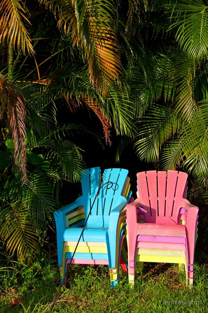 Lawnchairs by lennieslights