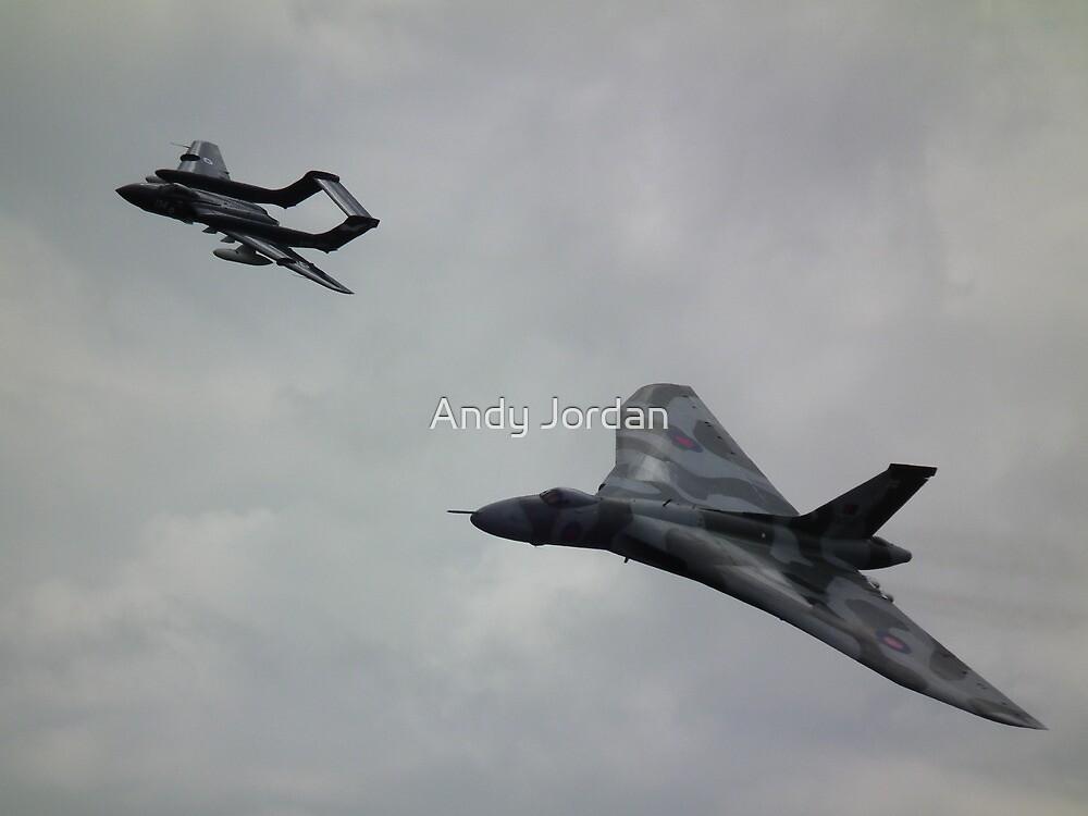 Vixen and Vulcan by Andy Jordan